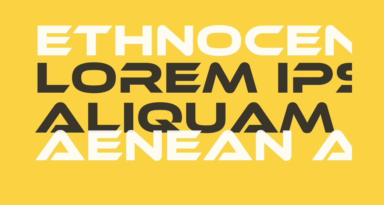 EthnocentricRg-Regular