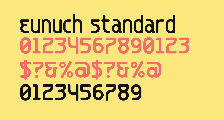 Eunuch Standard