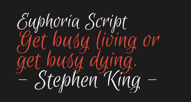 Euphoria Script