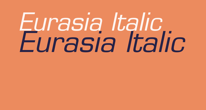 Eurasia Italic