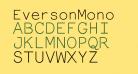 EversonMono
