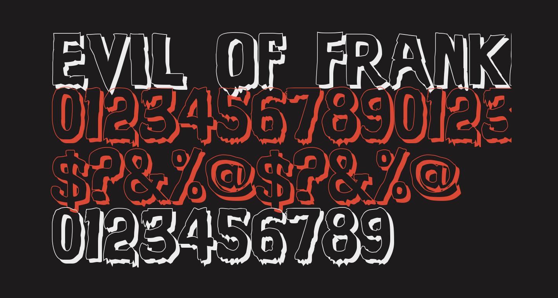 Evil Of Frankenstein Shadow