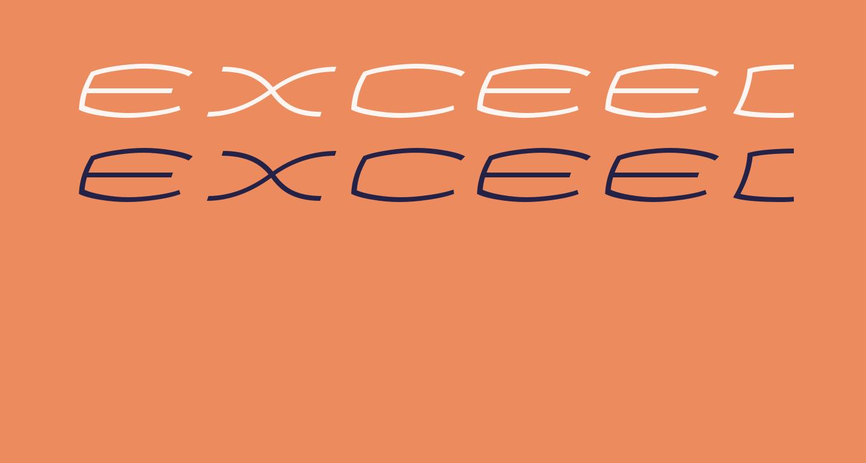 EXCEED Normal Oblique
