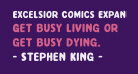 Excelsior Comics Expanded