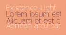 Existence-Light