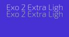 Exo 2 Extra Light