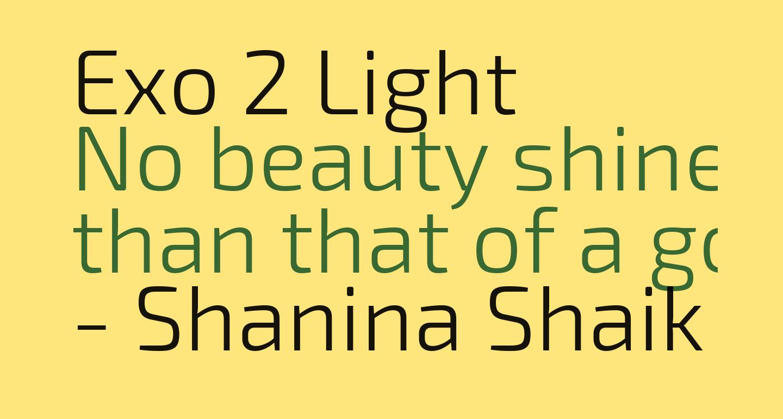 Exo 2 Light