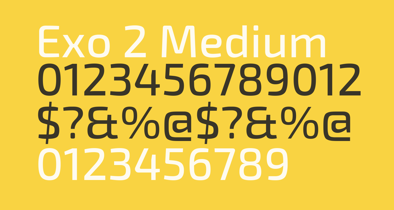 Exo 2 Medium