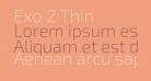 Exo 2 Thin