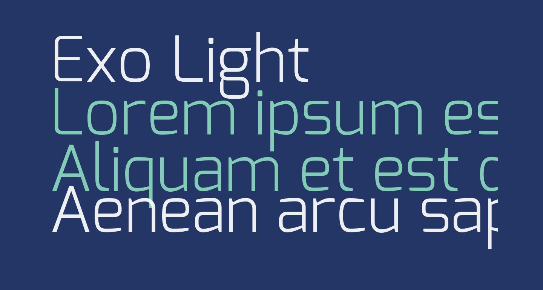 Exo Light