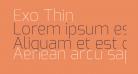 Exo Thin