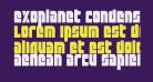Exoplanet Condensed