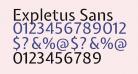 Expletus Sans