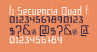 f1 Secuencia Quad ffp Regular