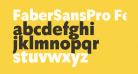 FaberSansPro-Fett