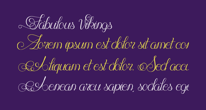 Fabulous Vikings
