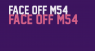 Face Off M54