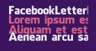 FacebookLetterFaces