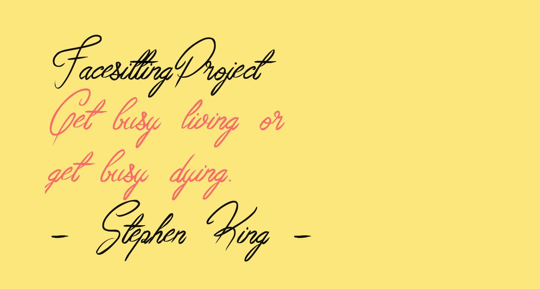 FacesittingProject