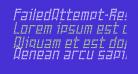 FailedAttempt-Regular