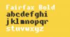 Fairfax Bold