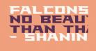 FalconsFont