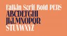 Falkin Serif Bold PERSONAL