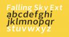 Falling Sky Extended Oblique