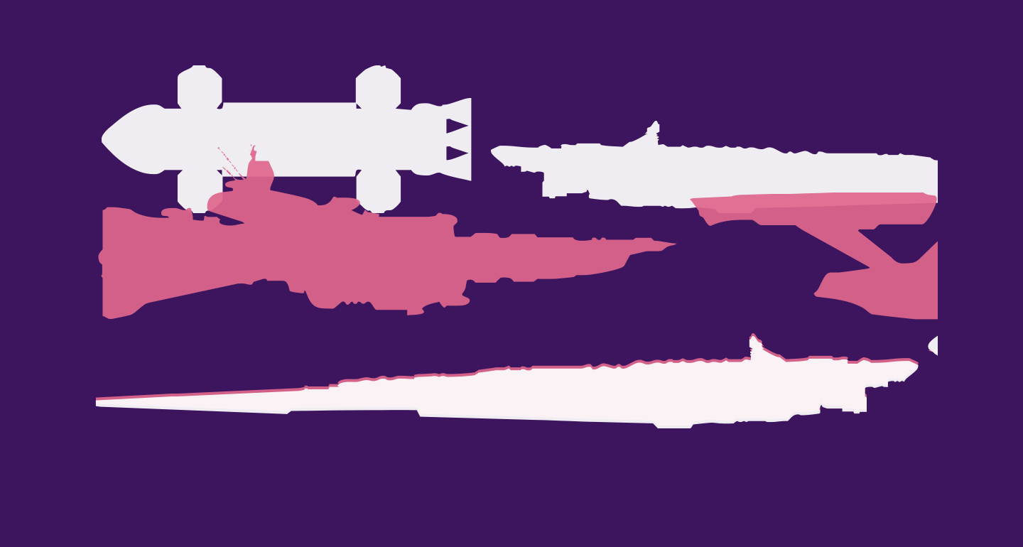 Famous Spaceships