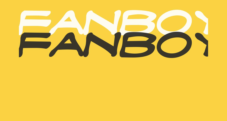 Fanboy Hardcore Bold
