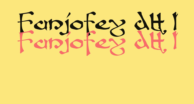Fanjofey AH Regular