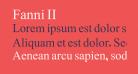 Fanni II