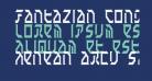 Fantazian Condensed