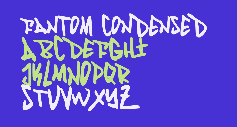 Fantom Condensed