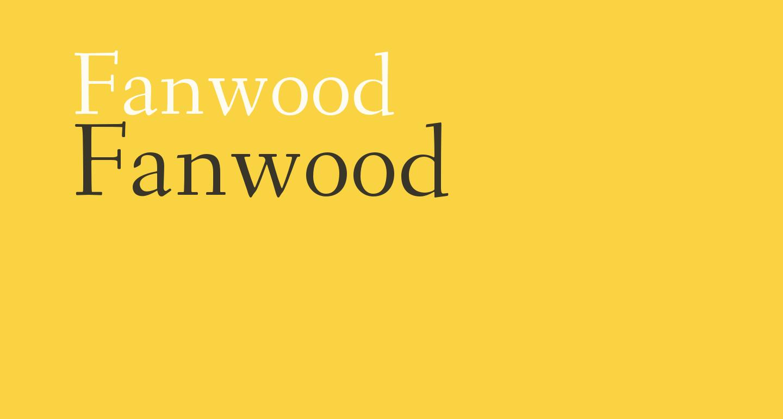 Fanwood