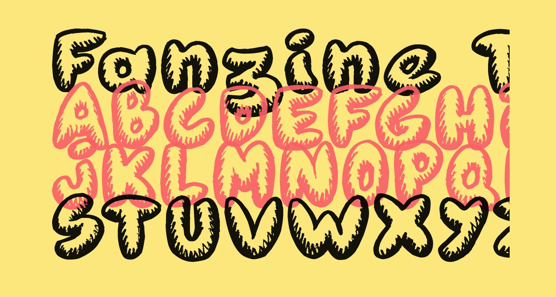 Fanzine Title
