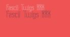 Fascii Twigs BRK
