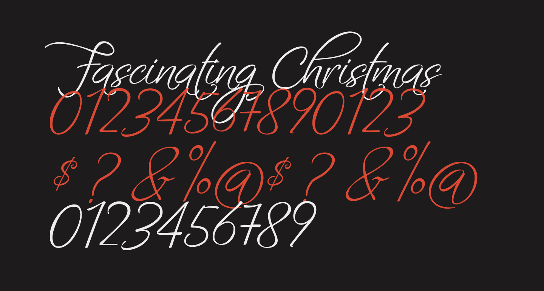 Fascinating Christmas