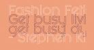 Fashion Fetish Outline