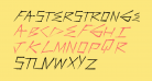 FasterStronger