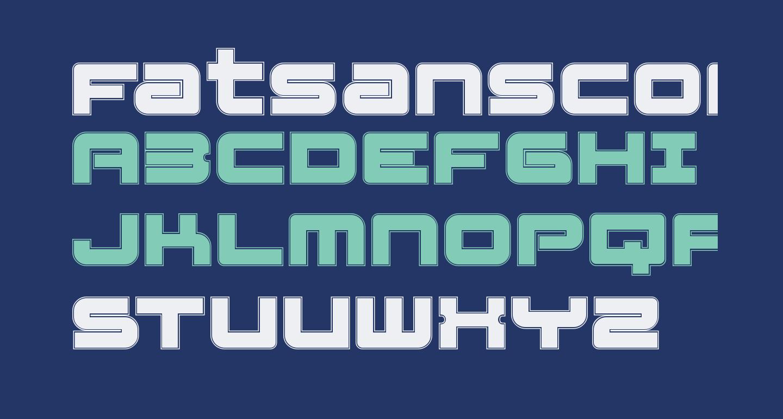FatsansContur