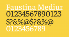 Faustina Medium