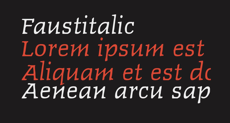 Faustitalic