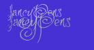 fancyPens
