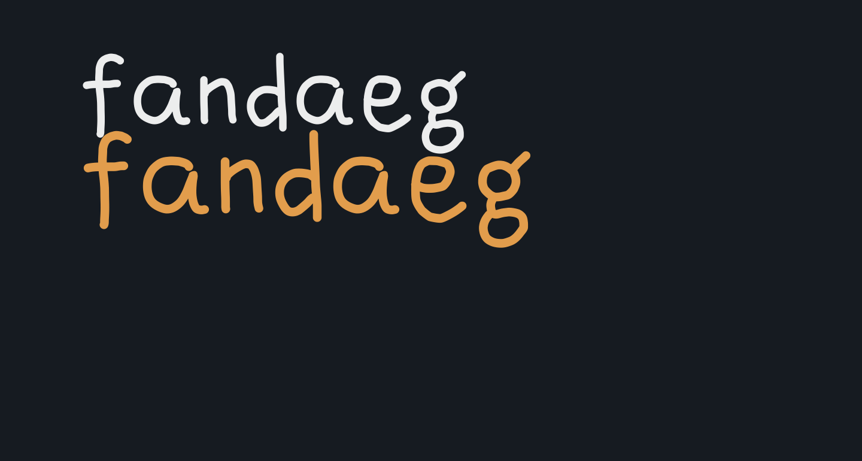 fandaeg
