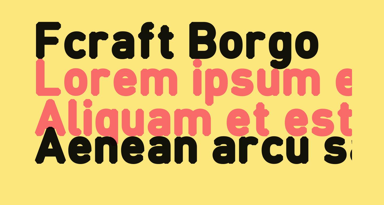Fcraft Borgo
