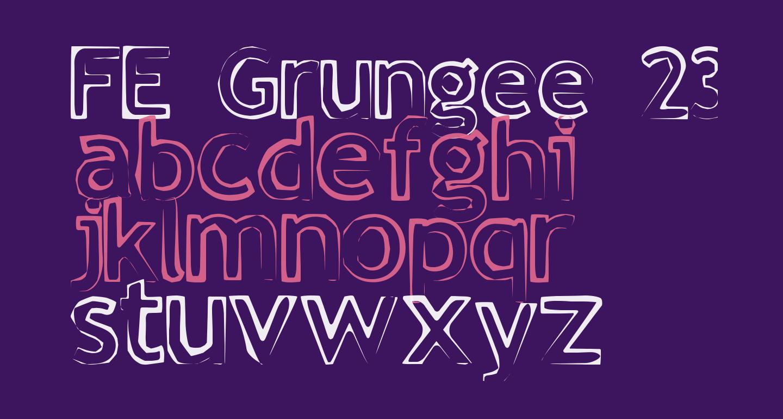 FE Grungee 23