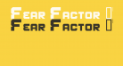 Fear Factor 'SmallCaps'