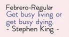 Febrero-Regular