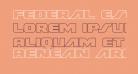 Federal Escort Outline